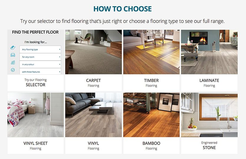 Carpet One - Website - 2