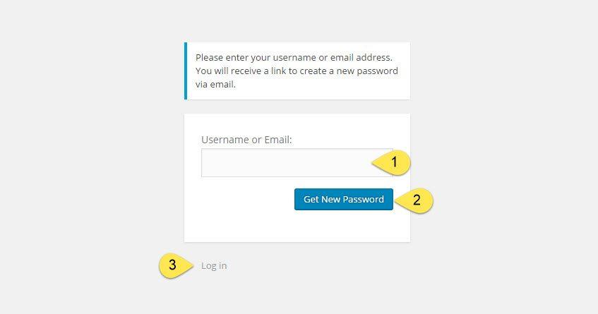 wordpress-password