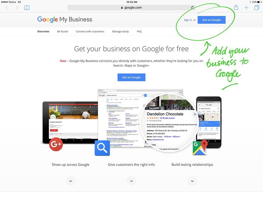 Google-business-listing-get-on-google