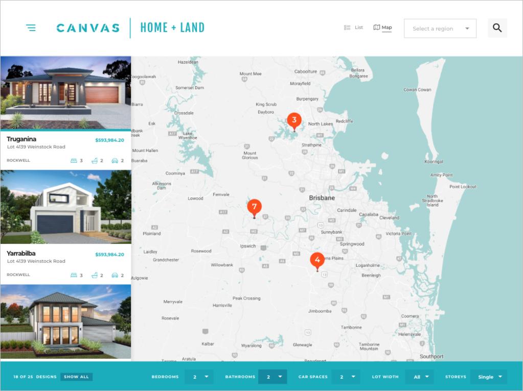 Canvas Maps   Website