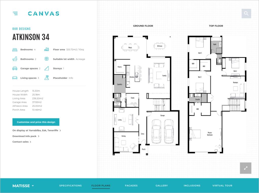 Atkinson 34 Preview   Canvas Website
