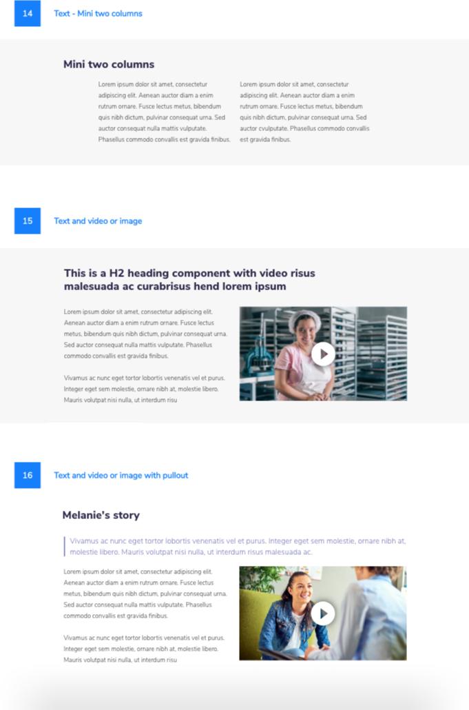 Website Design - Website Development for Max Solutions | Mettro