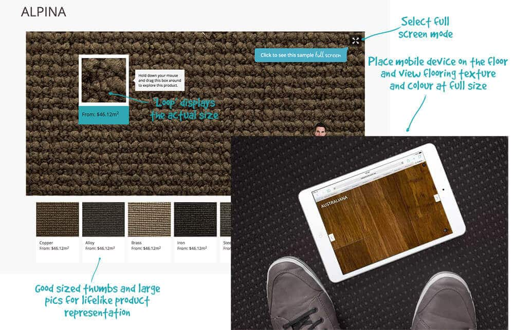 Carpet One Product Overview