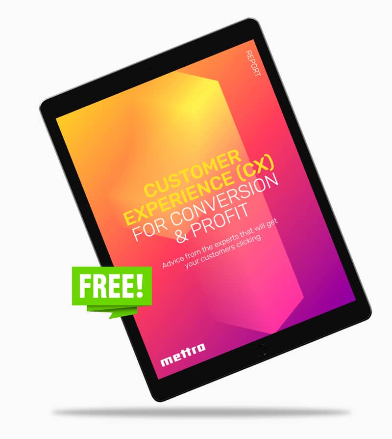 Download for Free – Customer Experience for Conversion & Profit
