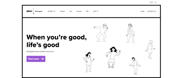 AHM - Website